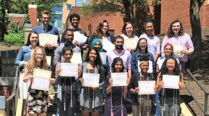 Psychology 2019 Honors Cord Ceremony